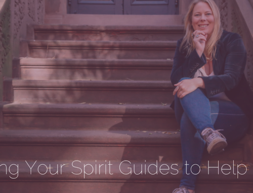 Using Your Spirit Guides to Help You